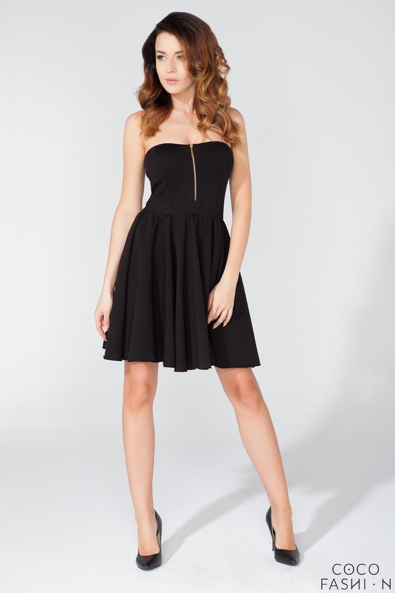 black-off-shoulders-party-dress-with-a-zip