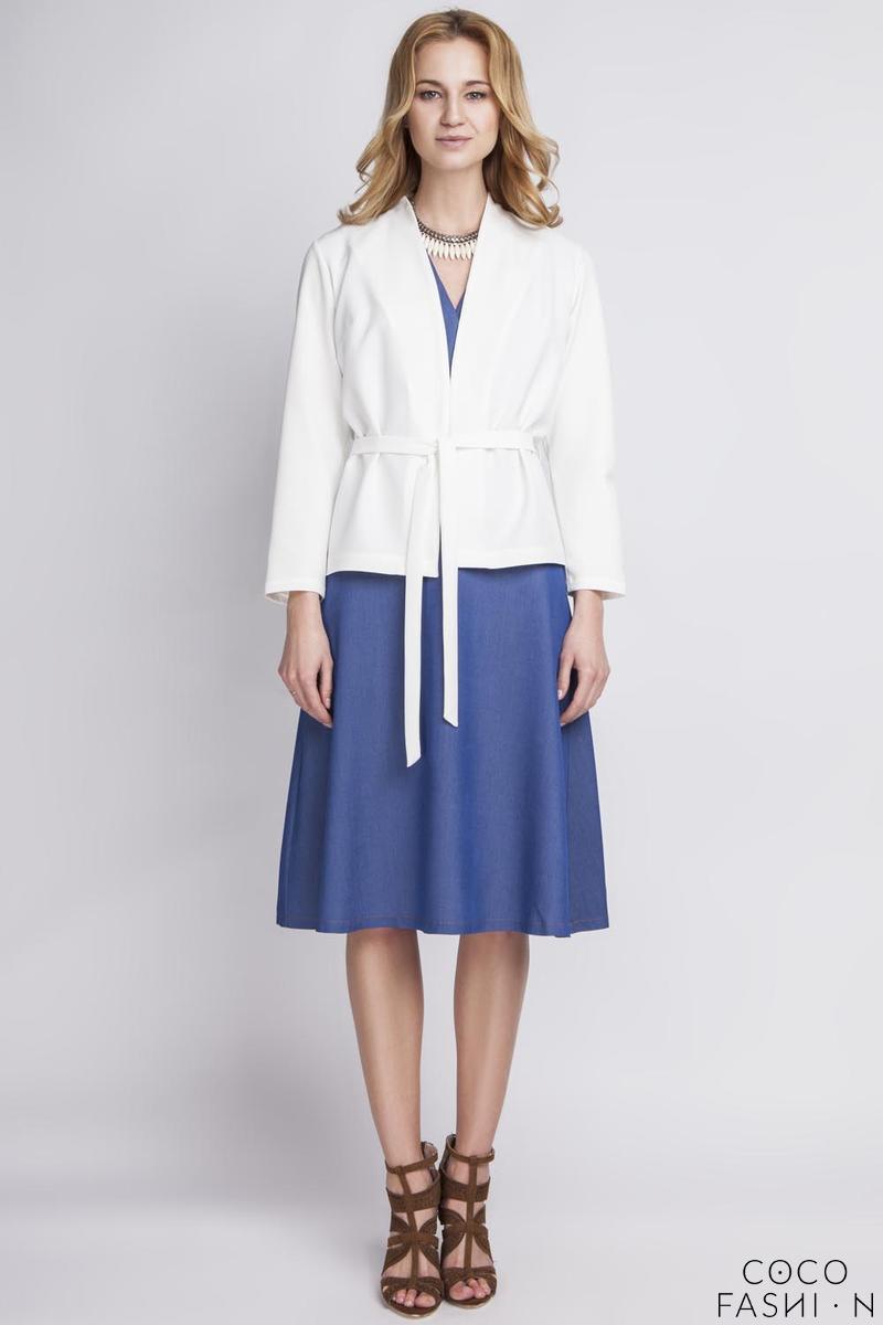 white-stylish-self-tie-belt-blazer