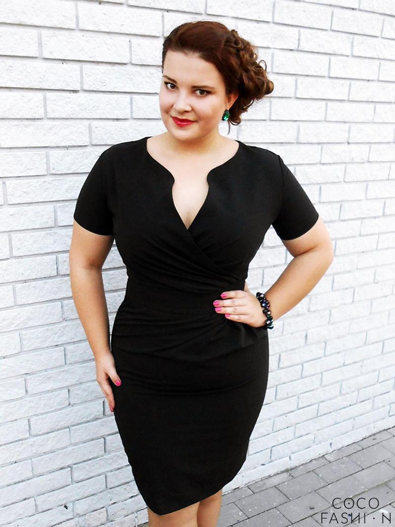 wrap-around-black-dress-plus-size