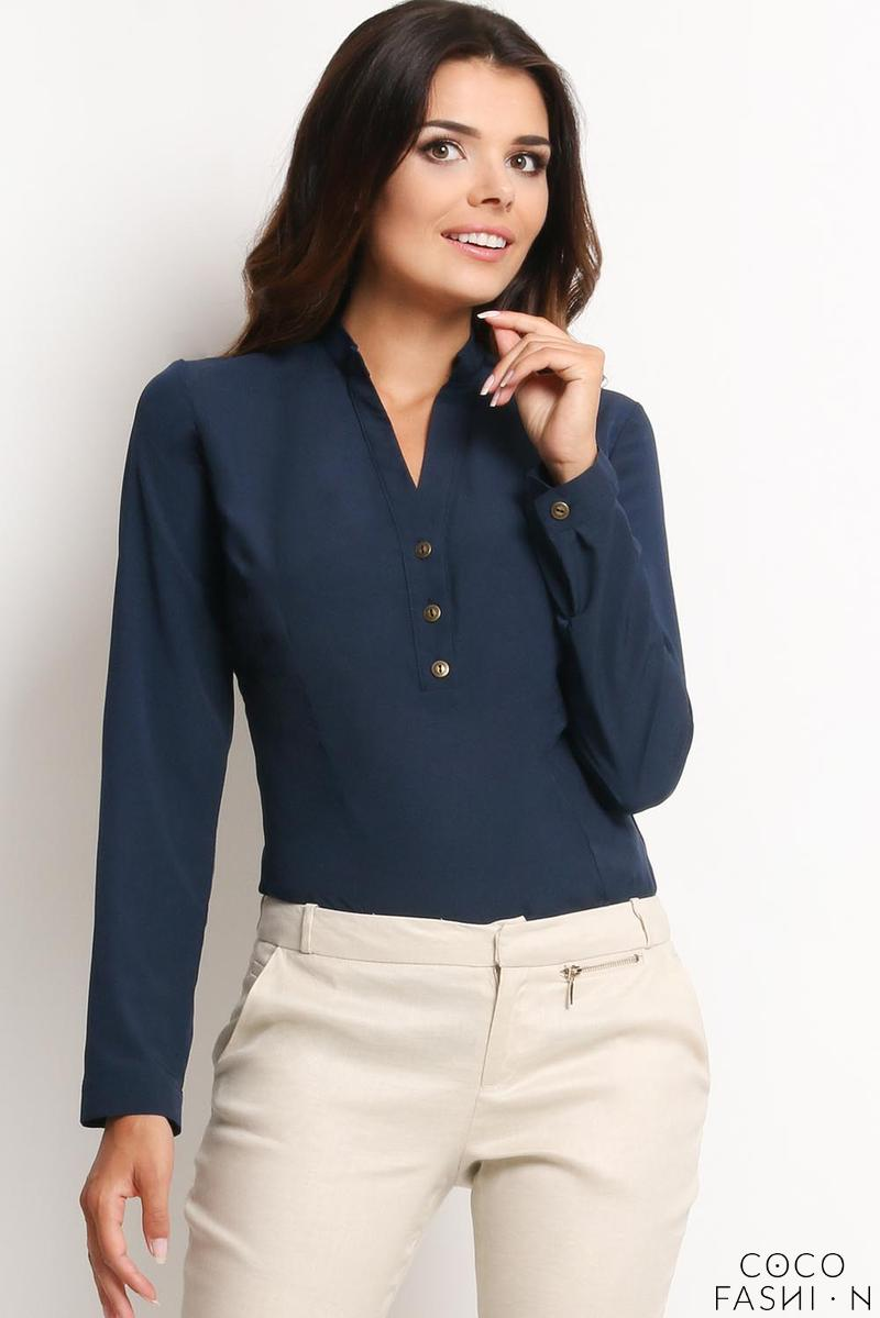 navy-blue-elegant-office-style-shirt-with-buttons
