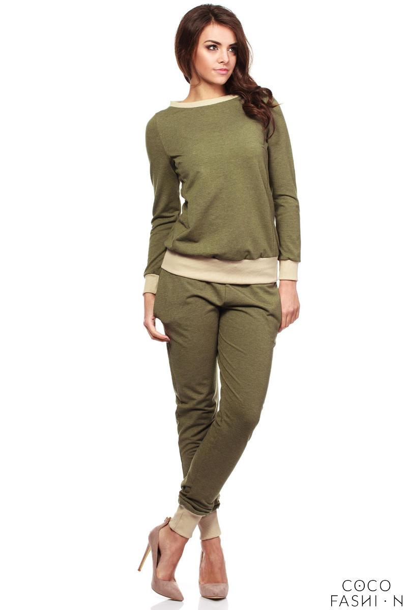 Green Khaki Blouse 6