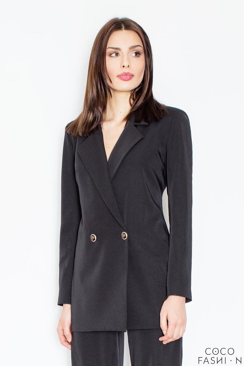 black-elegant-classic-ladies-blazer