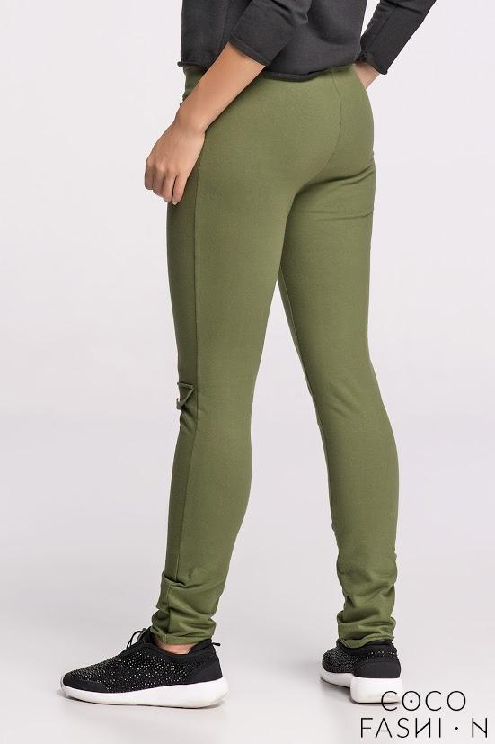 Fitted Ladies Jogger Pants