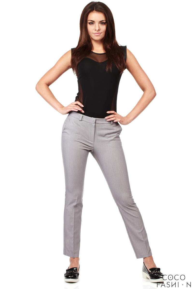 grey-trendy-mode-tapered-style-long-pants