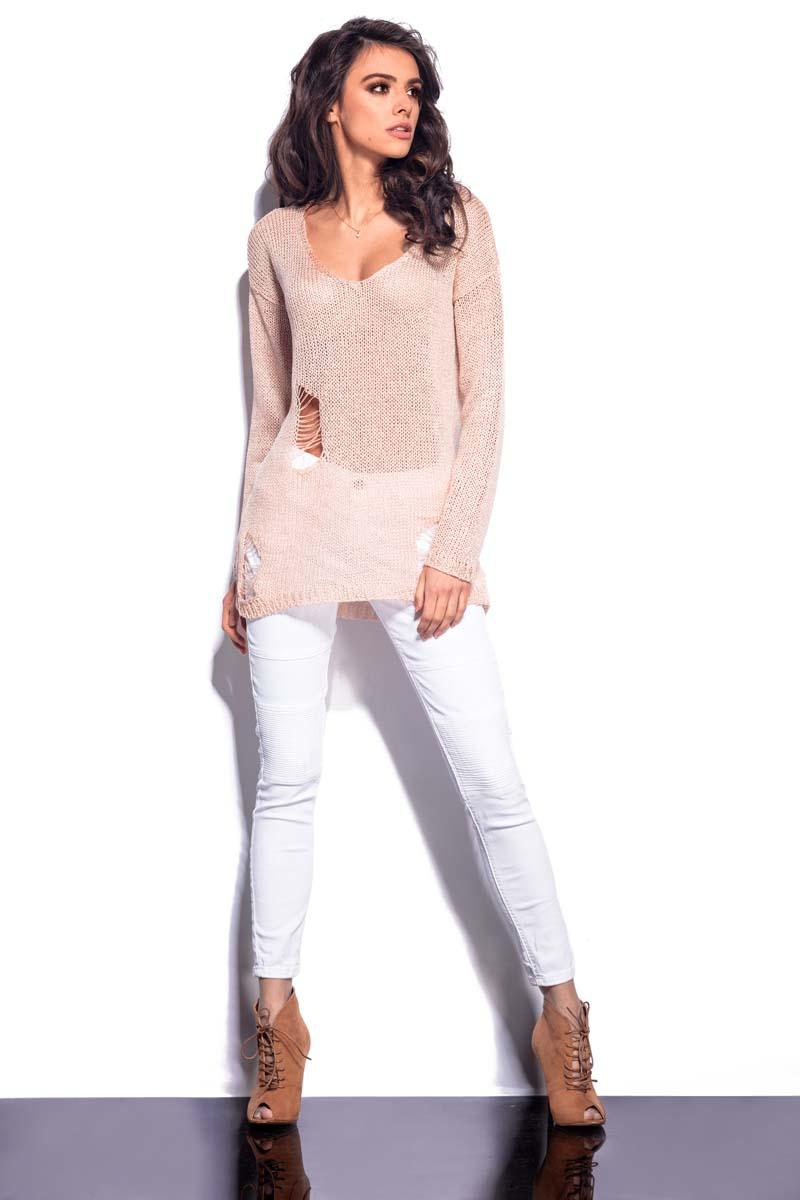 Image of Ping Ajure Grunge Style Sweater