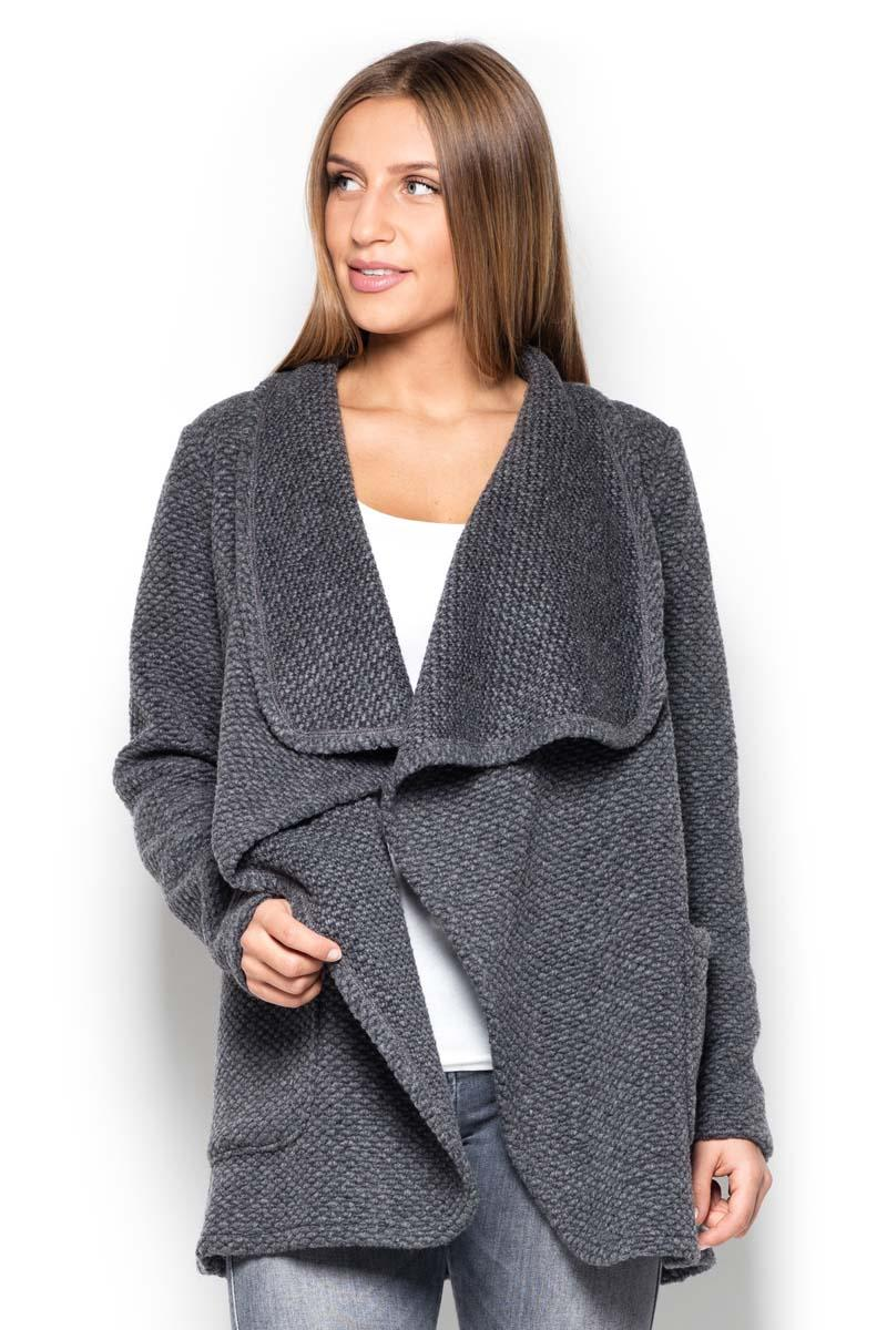 grey-cardigan-with-big-collar