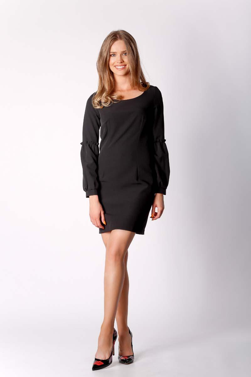 Black Classic Daydress mini dress