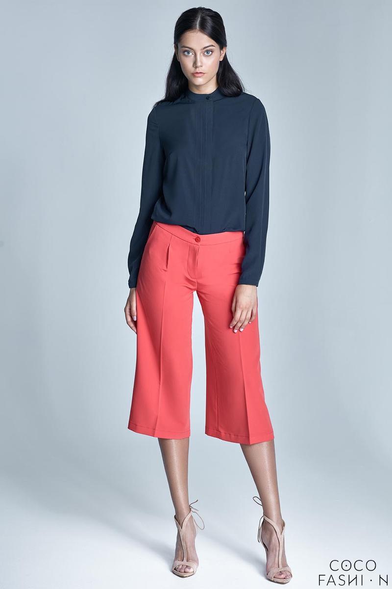 coral-elegant-bermuda-pants