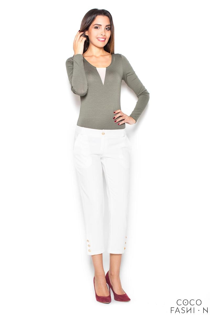ecru-78-simple-pencil-pants-with-glod-buttons