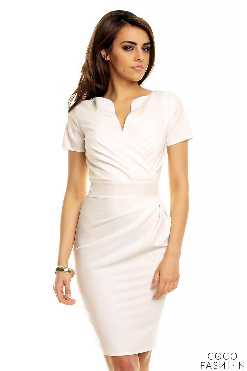 wrap-around-self-belted-sheath-ecru-dress