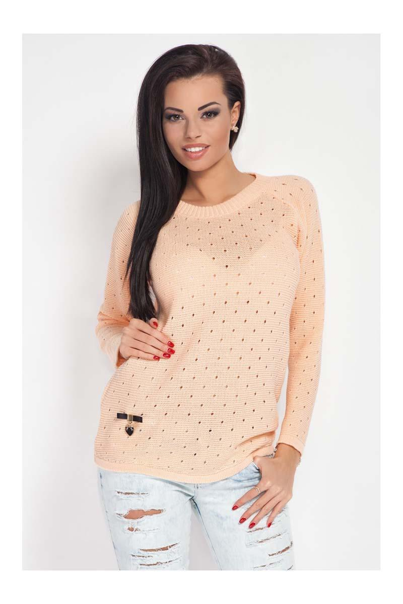 apricot-ajure-light-sweater