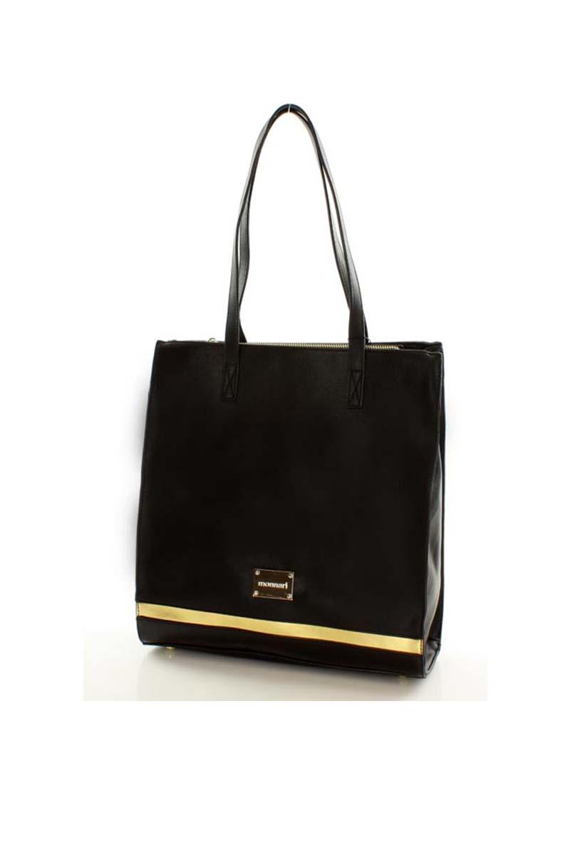 black-shoulder-straps-city-style-ladies-bag