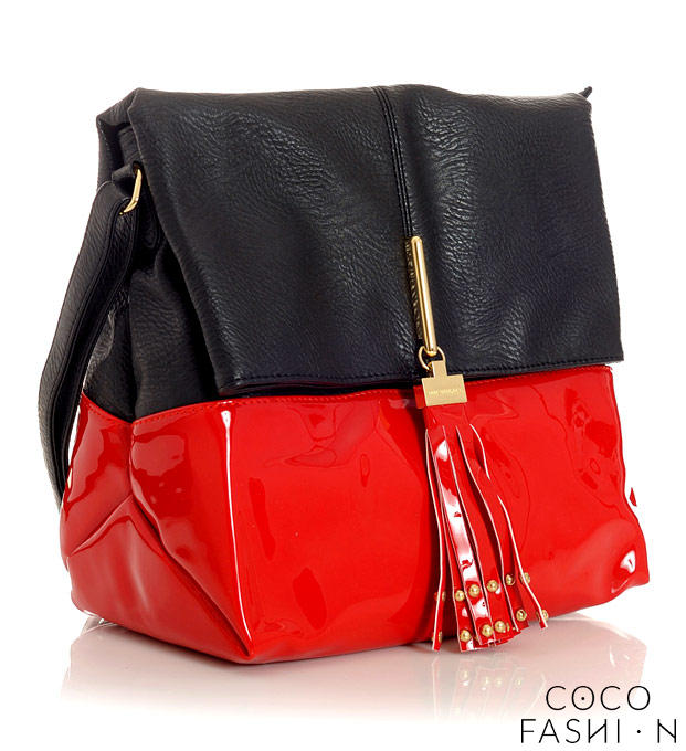 Black&Red City Style Comfortable Ladies Bag от cocofashion