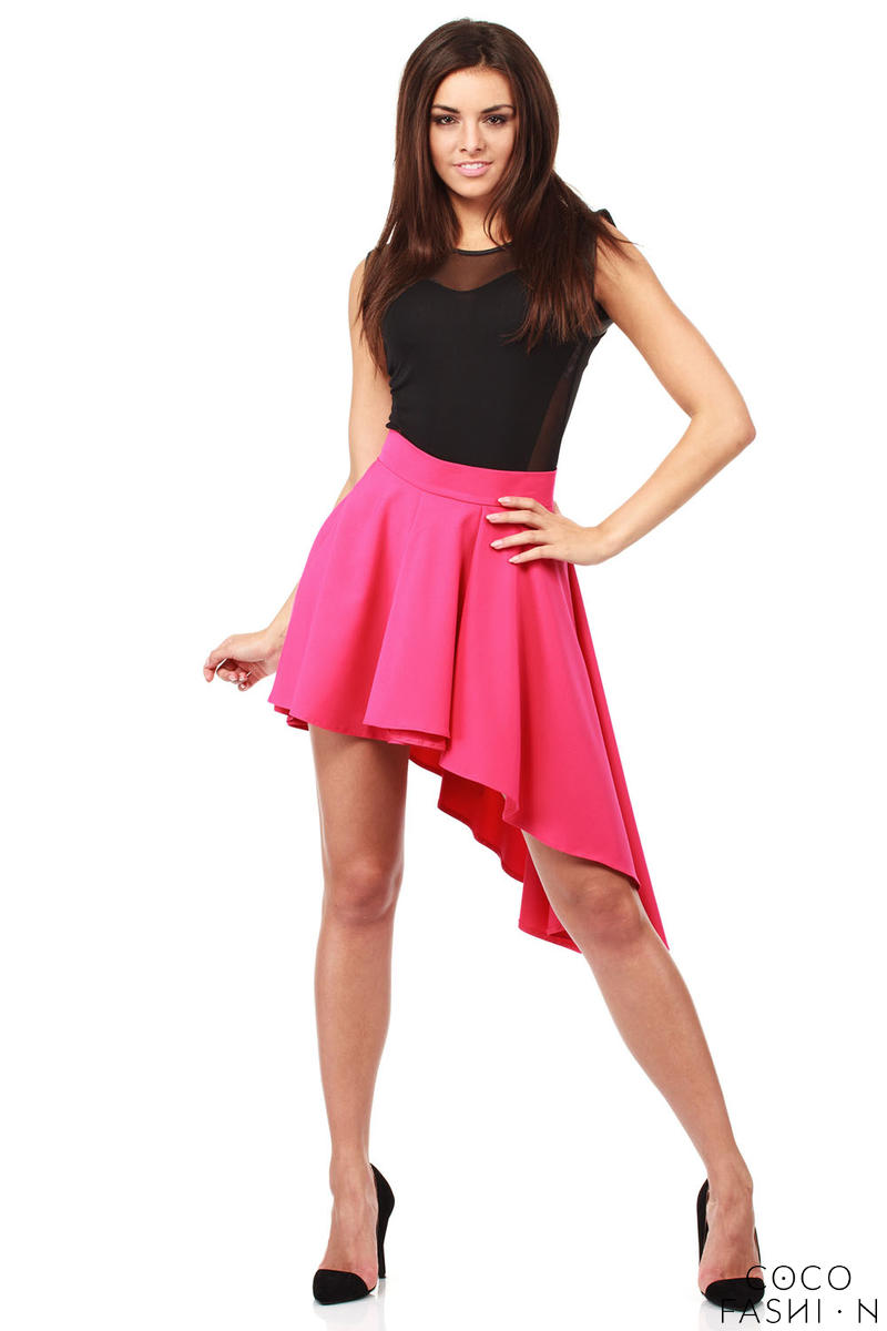 pink-flamenco-salsa-dancing-pleated-skirt
