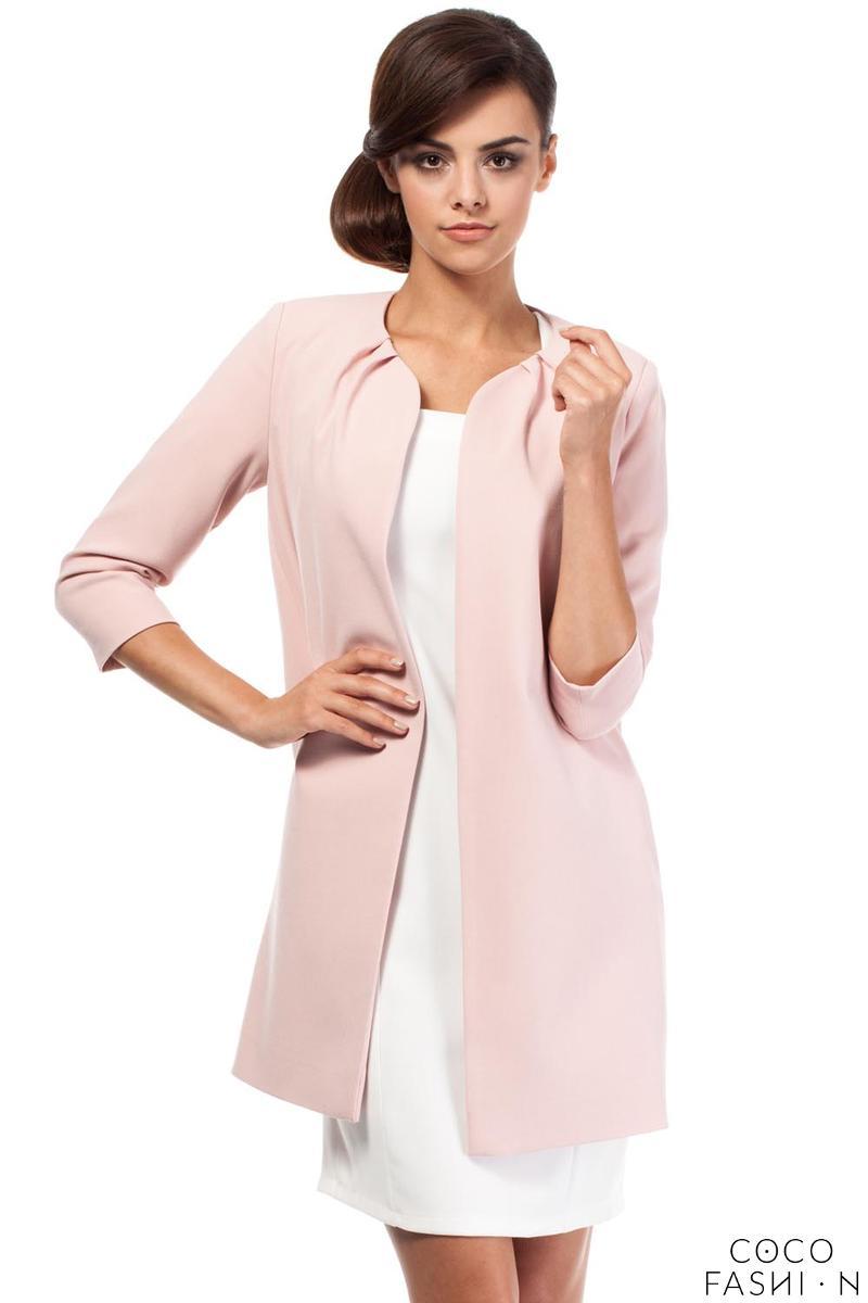 pink-elegant-long-blazer