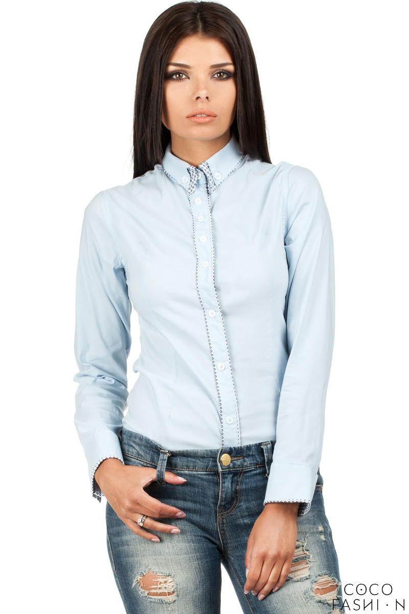 blue-sky-dapple-collar-office-shirt