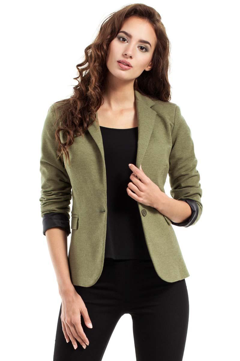 khaki-classic-ladies-blazer