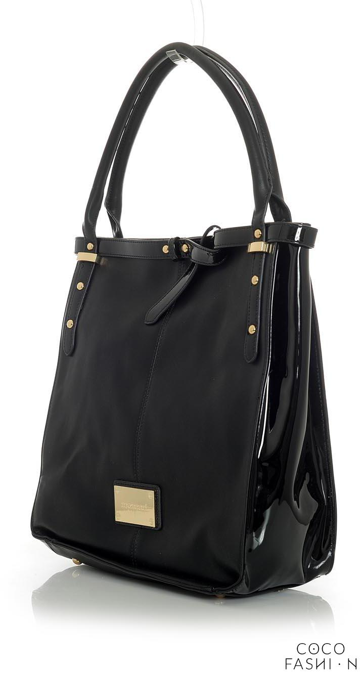 black-city-casual-rivets-bag