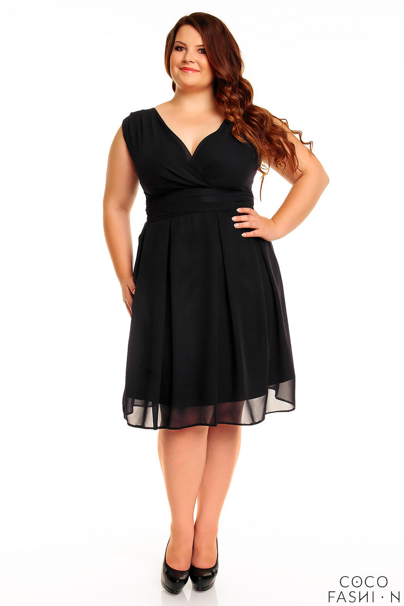 black-elegant-evening-romantic-party-dress-plus-size