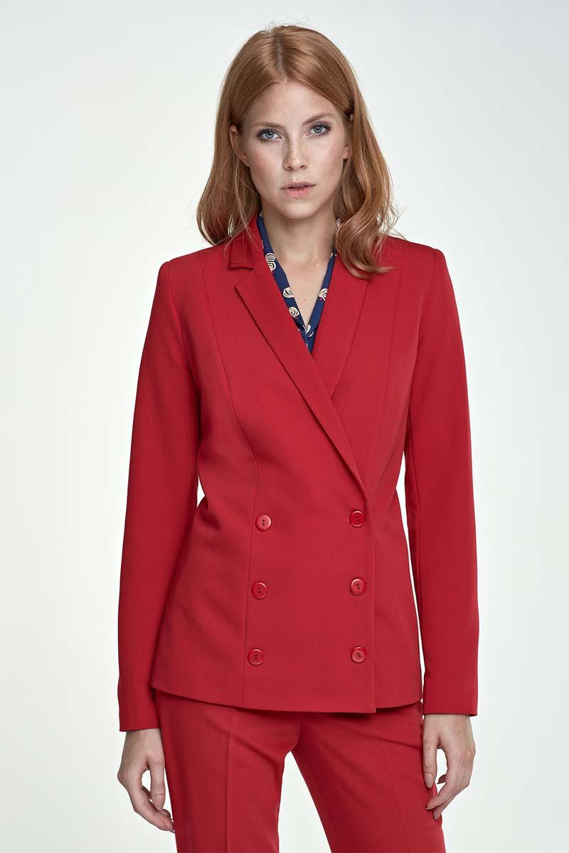 red-doublebreasted-classic-ladies-blazer