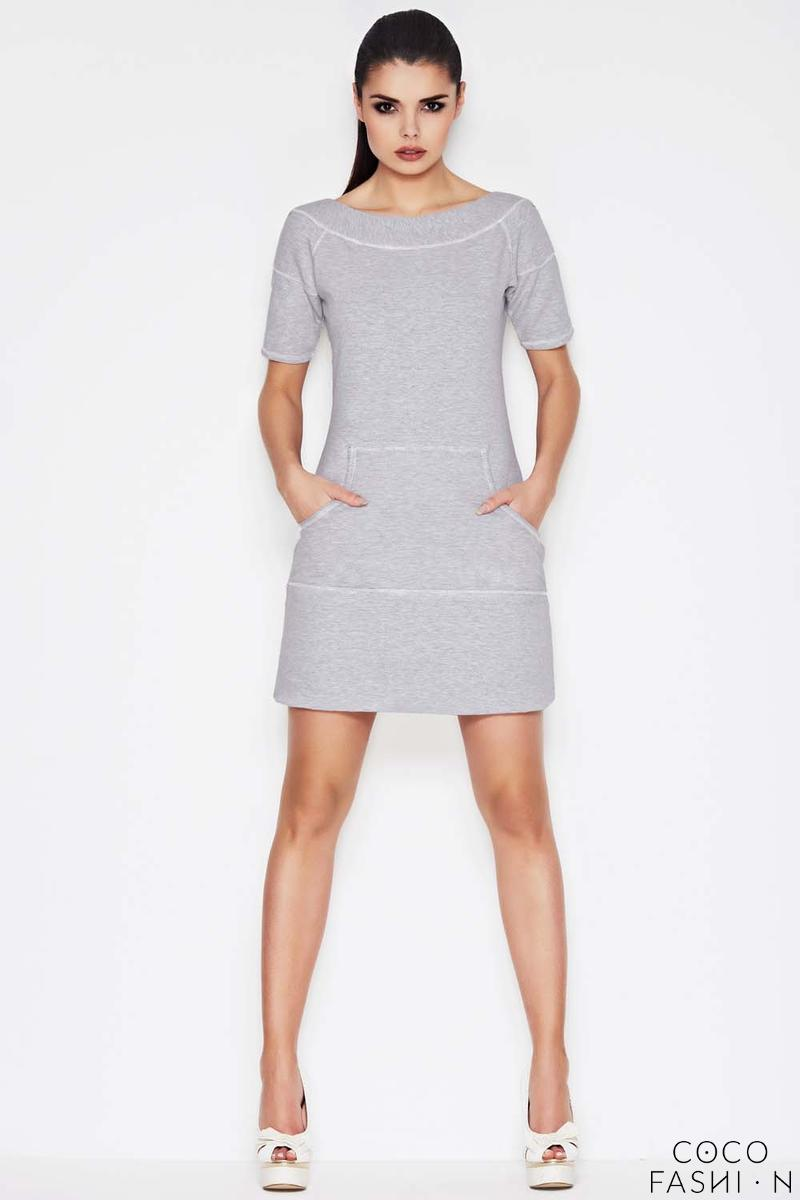 grey-visionary-chic-sporty-casual-dress