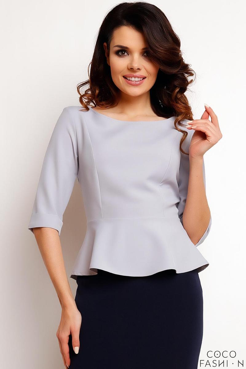 grey-elegant-peplum-blouse