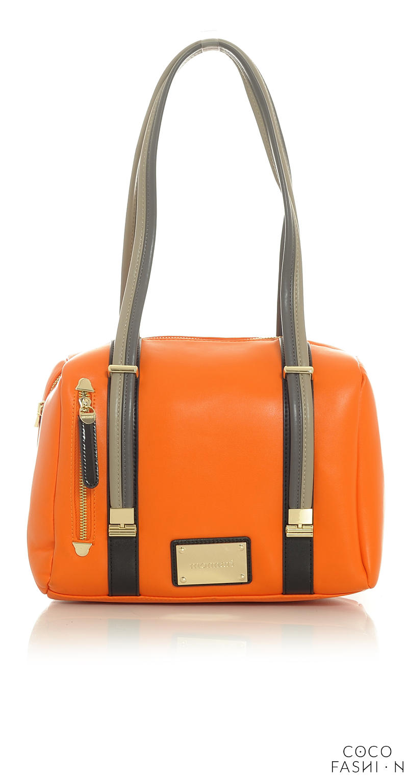 orange-comfy-long-striped-handles-bag