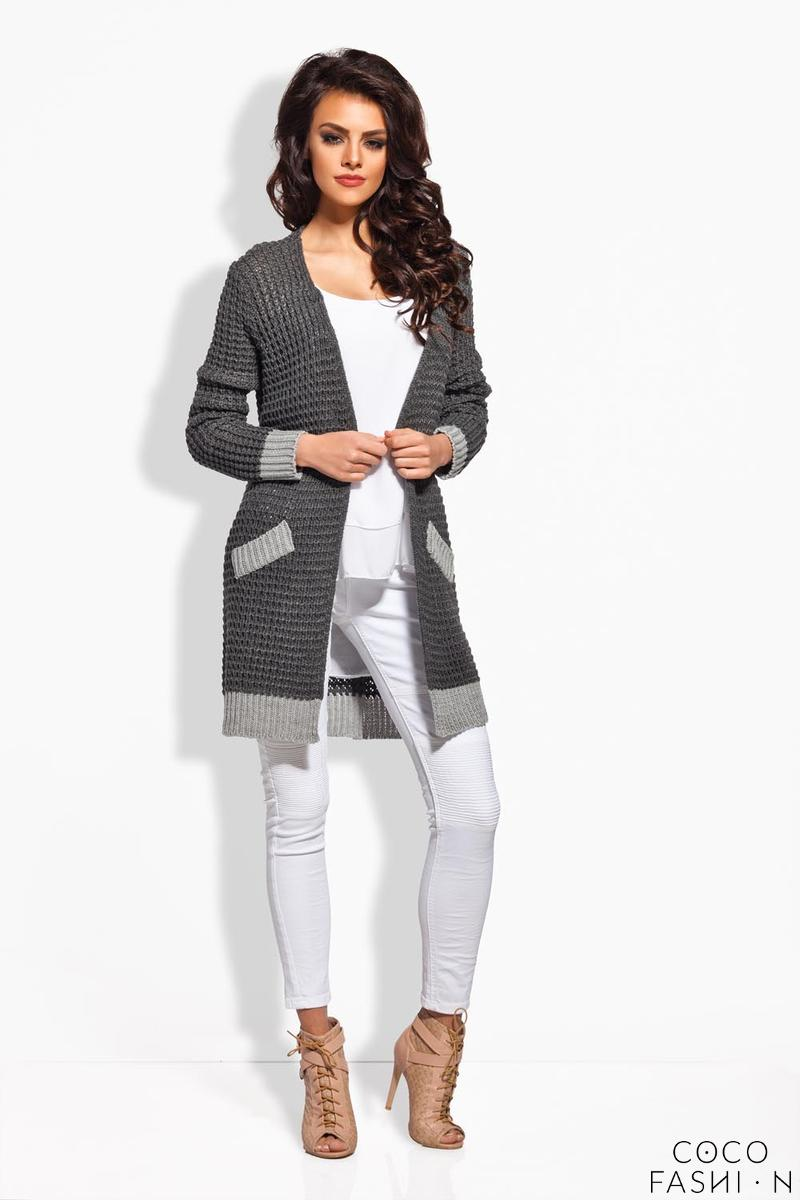 dark-grey-long-cardigan-with-contrasting-details