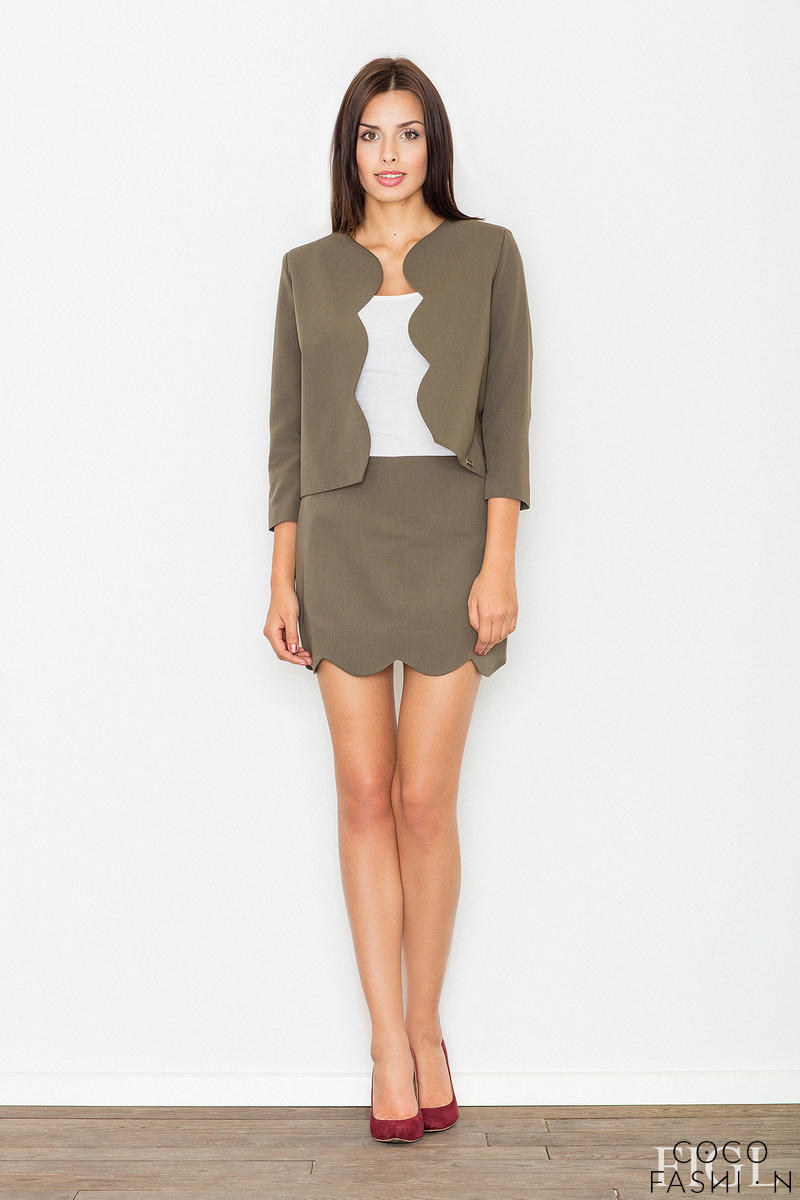 olive-green-set-mini-dress-short-blazer