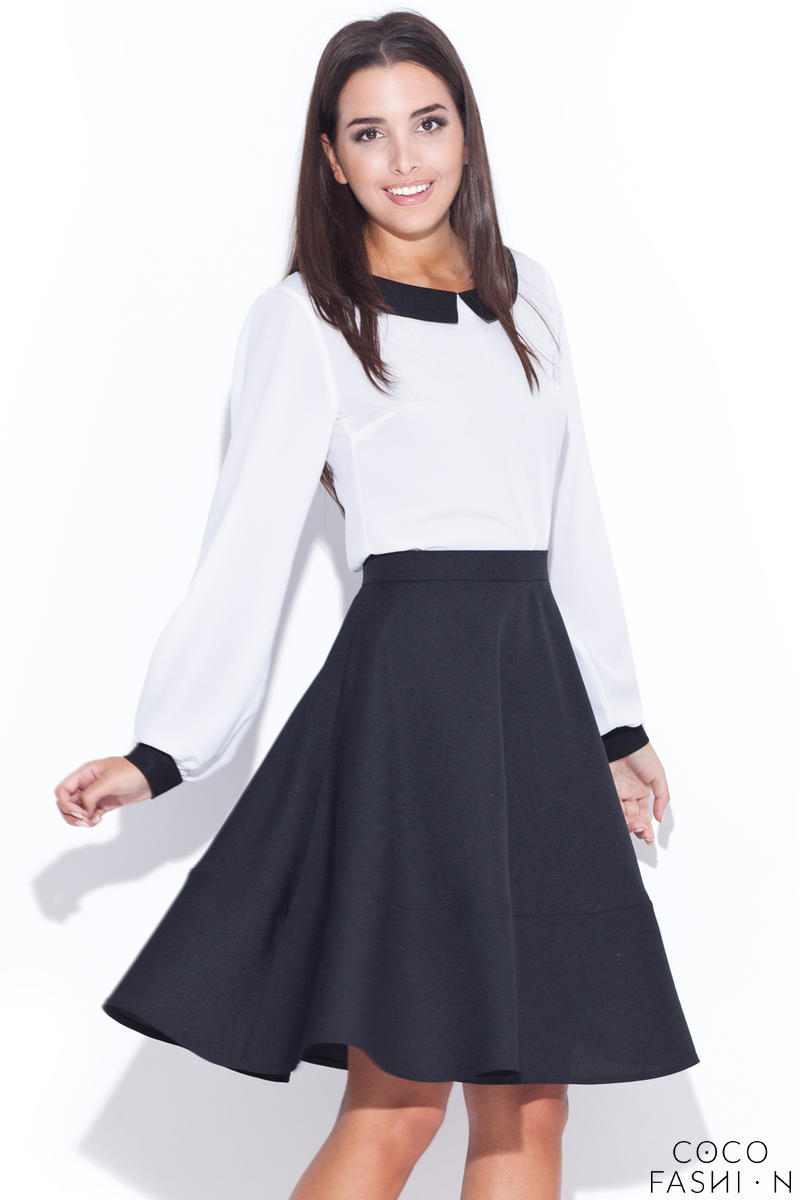 black-swirly-panel-skirt-with-side-zip-fastening