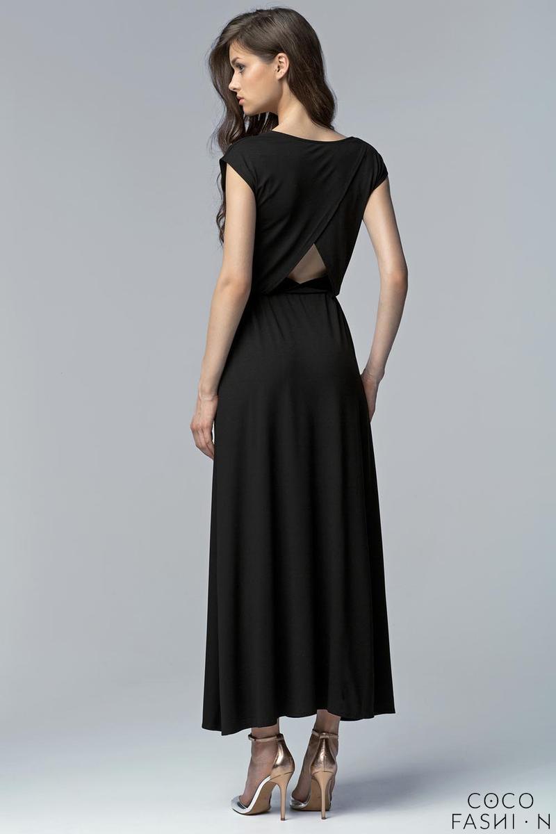 Cut out dress maxi indonesia
