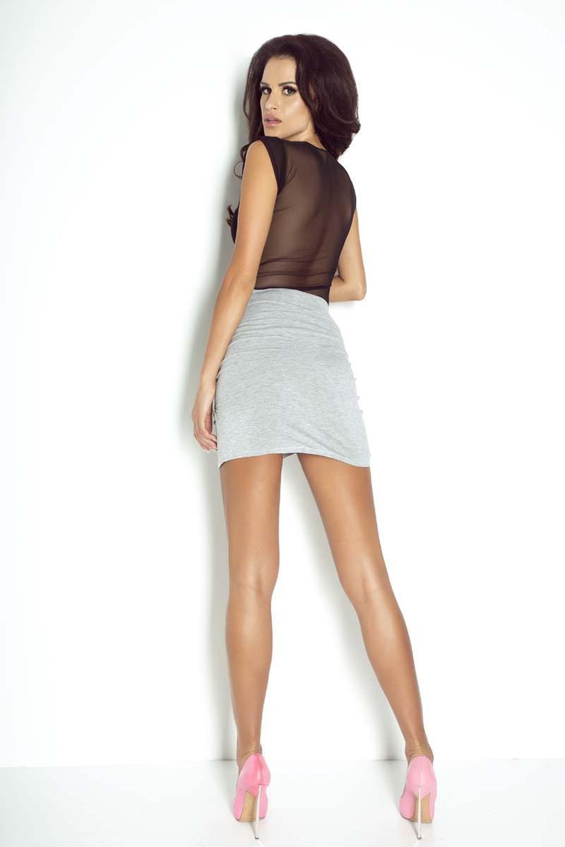 standing-mini-skirt