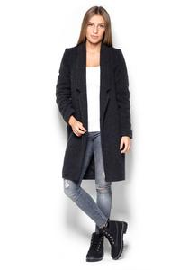 Black Fall Collection Stylish Cape Coat