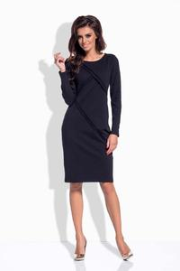 Black Classic Casual Dress