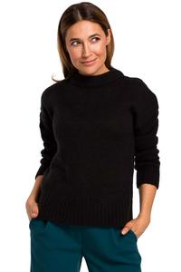 Black Classic Warm Sweater
