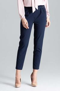Dark Blue 7/8 Cigarette Pants