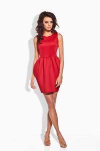 Red Stylish Mini Coctail Dress