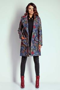 Boho Elegant Coat/Jacket Colourful