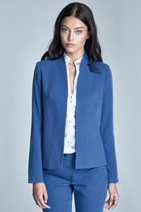 Blue Office Style Ladies Blazer