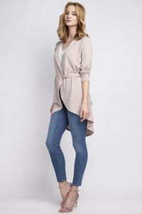 Beige Stylish Ladies Cardigan