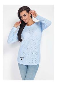 Light Blue Ajure Light Sweater