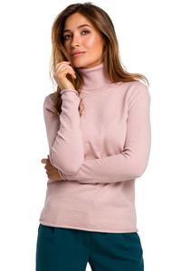 Pink Knitted Classic Golf