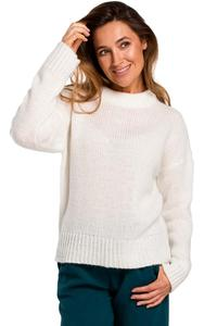 Ecru Classic Warm Sweater