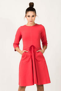 Colar Refreshing Humming Monk Spring Dress