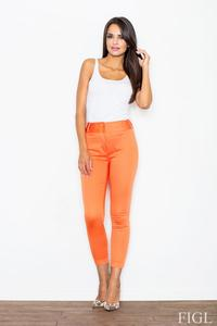 Orange Classic Slim Tailored Cigarette Trousers