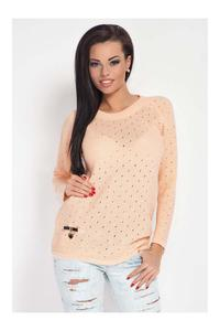 Apricot Ajure Light Sweater