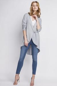 Grey Stylish Ladies Cardigan