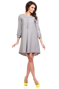 Grey Good to Go Smart Dress