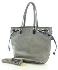 Grey City Casual Style Hand/Shoulder Bag