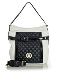 Black&White Street Style Hand/Shoulder Bag